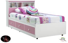 Twin Bed With Storage And Bookcase Headboard by Life Line Tango Mates Beds Twin Full Queen Bookcase Mates Beds