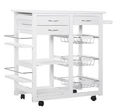 Kitchen Cabinet Storage Cart Lawrence Curio Display Cabinet Full - Mobile kitchen cabinet