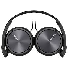 sony home theater headphones sony on ear headphones mdrzx310apb black on ear headphones
