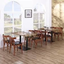 Western Dining Room Furniture Balcony Aluminum Drawing Plastic Table And Chairs Courtyard Villas