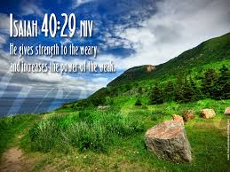 scripture verses isaiah 40 29 desktop bible verse wallpaper