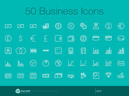 free 50 sketch business icons set sketch freebie download free