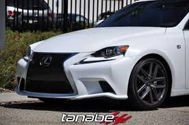 lexus is250 f sport tanabe nf210 springs now available lexus is250 f sport rwd