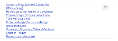 Google Doc Table Of Contents 10 Google Docs Hacks Every Teacher Should Know Daily Genius