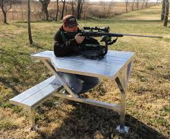 Portable Bench Rest Shooting Stand Best Portable Shooting Bench Home Designs
