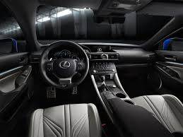 lexus sedan 2015 interior 2015 lexus rc f performance sedan 9
