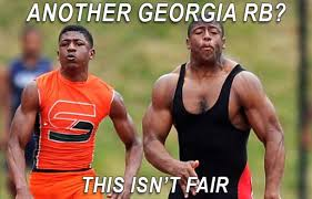 popular georgia football memes from recent years