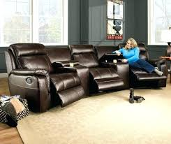 Curved Sectional Sofa With Recliner Sectional Sofas With Recliners Furniture Sectional Sofas