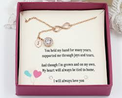 necklace pendant gift box images Personalised gift box keepsake for necklace mother of the bride jpg