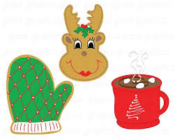 100 christmas cookies images clip art