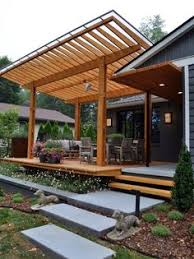 Decking Pergola Ideas by Architecture Cantilevered Pergola Kits Cantilever Pergola Design