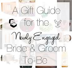 gift ideas for the newly engaged or groom to be