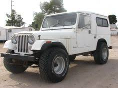 postal jeep wrangler modified cj8 4x4 for rural routes used extensively in alaska
