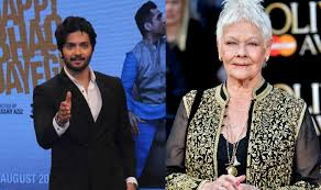 film queen to play ali fazal bags lead role along with judi dench in victoria and abdul