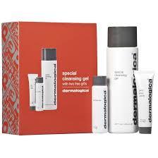 dermalogica special cleansing gel christmas gift set free