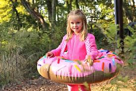 Donut Halloween Costume Diy Toddler Minion Costume