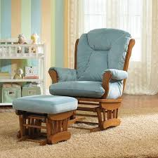 Nursery Rocking Chairs With Ottoman 16 Best Nursery Glider Images On Pinterest Glider Rockers