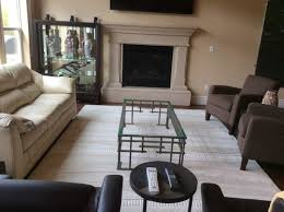 how big should a coffee table be what should be the distance between couch and coffee table