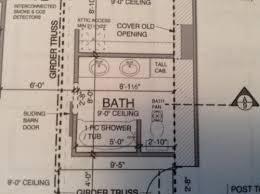 bathroom design help design help 8x8 bathroom