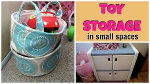 Toy Organization Toy Organization Ideas In A Small Home Youtube