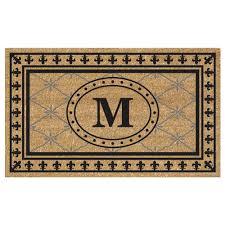 coir door mats mats the home depot