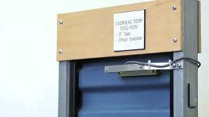 overhead door legacy garage door opener overhead door contacts youtube