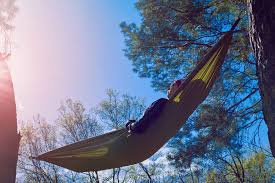 everything you need to know before trying hammock camping beyond
