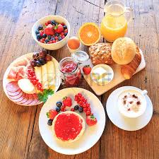 breakfast table breakfast table stock photos royalty free business images