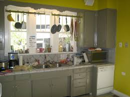 kitchen with yellow walls and gray cabinets vfc trip knoxville tn charlotte s blog