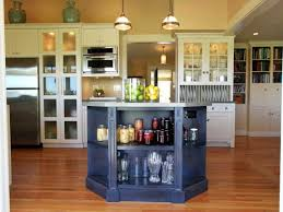 kitchen islands with storage wooden kitchen island with open storage under the top
