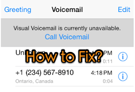 visual voicemail not working android fix iphone voicemail not working or won t play on ios 11 11 1
