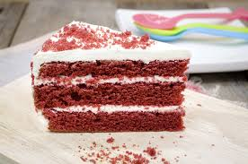 nutritional information for red velvet cake livestrong com