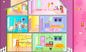 Dollhouse Decorating by House Games