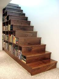 bookcase 3 easy steps to your very own reading nook under stair