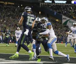 nissan canada nfl contest photos seahawks claw lions in nfl playoff game the seattle times