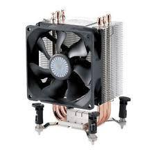 cooler master cpu fan aluminium cooler master 12v cpu fans heatsinks ebay