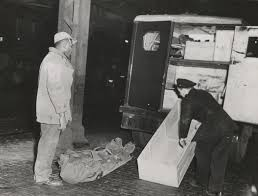 famous crime scenes then and now before u0027serial u0027 a dark photographer named weegee led an obsession