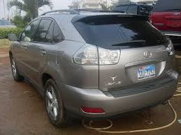 2005 lexus rs 330 2005 lexus rx 330 for sale price 2 5m autos nigeria