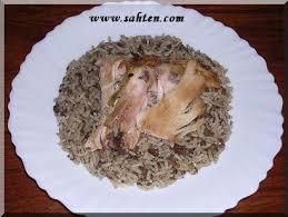 recette de cuisine libanaise avec photo riz au poulet ã la libanaise cuisine libanaise par sahten