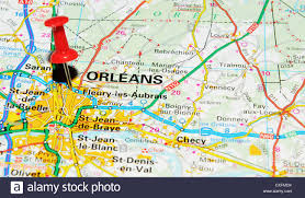 France On World Map by Orleans France On Map Stock Photo Royalty Free Image 50747135