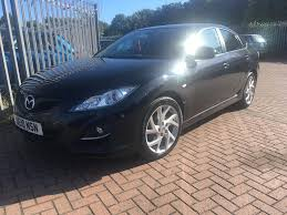 2010 mazda 6 takura 2 2 diesel cheapest around in south shields