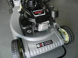 self propelled mower dmc mowers australia