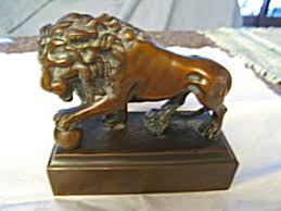 lion bookends bookends library and office tias