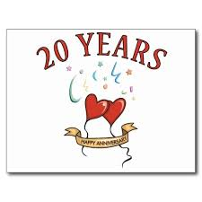 20th wedding anniversary the 25 best 20th wedding anniversary gifts ideas on