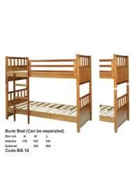 Beech Bunk Beds Beech Bunk Bed Hotels Furniture Home Furniture Resorts