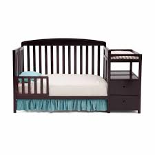 Child Craft Crib N Bed by Delta Children Royal Convertible Crib N Changer White Walmart Com