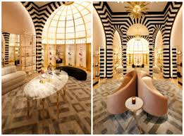 Boutique Shop Design Interior Aquazzura U0027s New Design Boutique New York