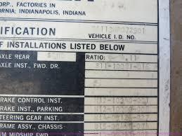1973 freightliner wft6364t semi truck item b4940 sold s