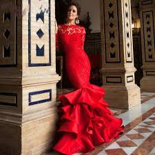 lace prom dress long sleeve red prom dresses dressesss