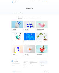 atomlab multi purpose startup sketch template by themesun